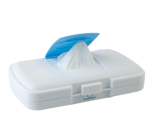 Pochette de change bébé de B.box blanc