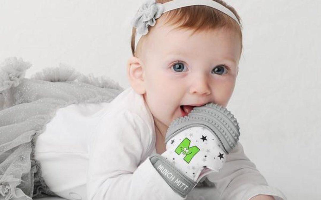 Bébé à mal aux dents, les astuces pour le soulager!
