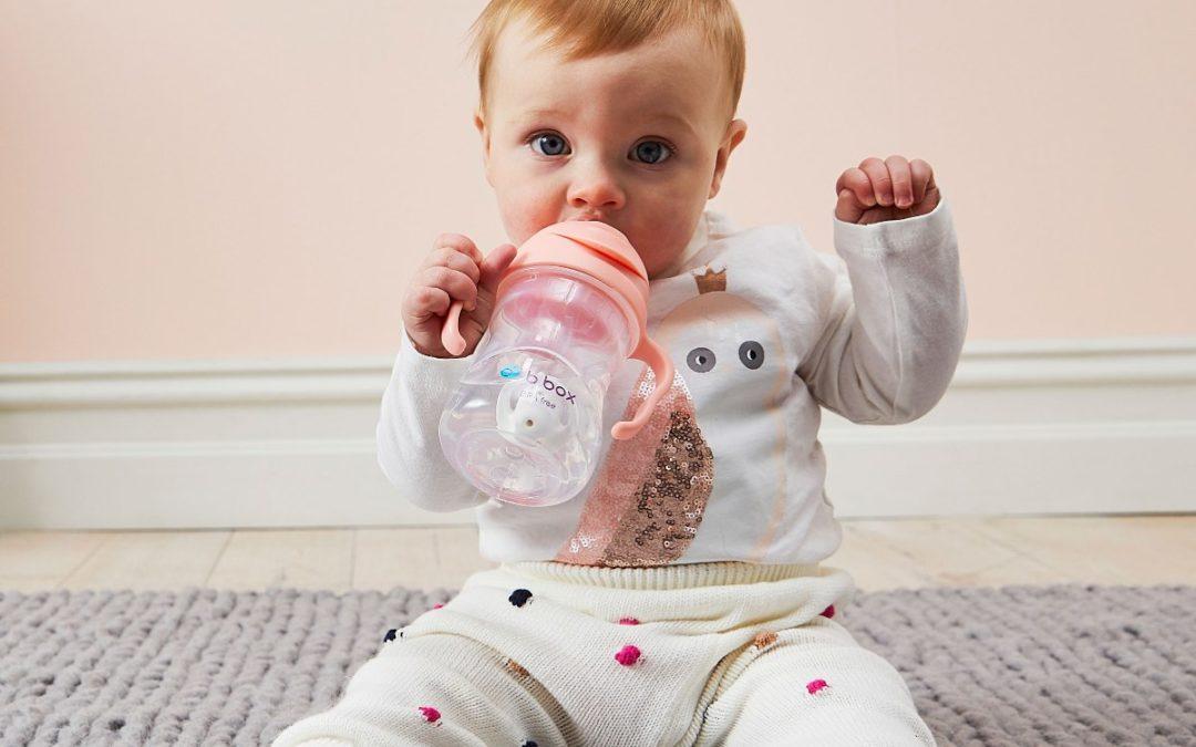 DME: La diversification autonome de bébé, qu'est-ce-que c'est?